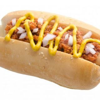 A&W Hot Dog Sauce.