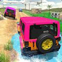 Luxury Prado Jeep Racing Free Game 2020 icon