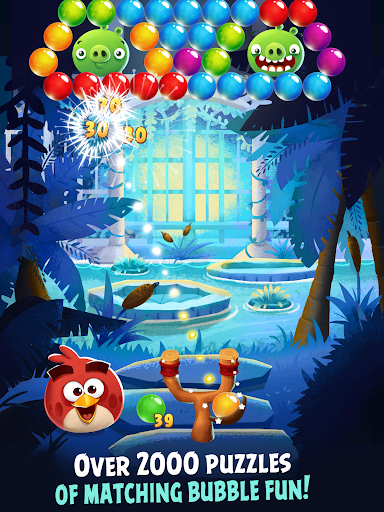 Angry Birds POP Bubble Shooter (Mod Gold/Live/Boost)