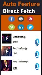 All Video Downloader Apk – SaveFrom Net Downloader 5