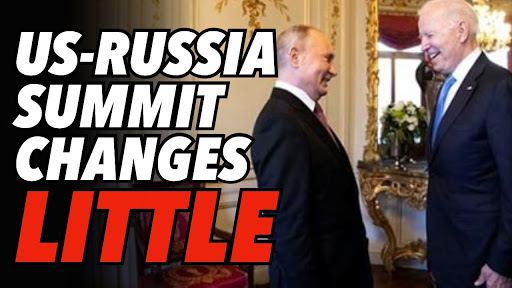 US-Russia Summit: Brief and Unfocused, Changes Little