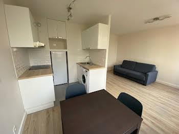 Studio meublé 27,33 m2