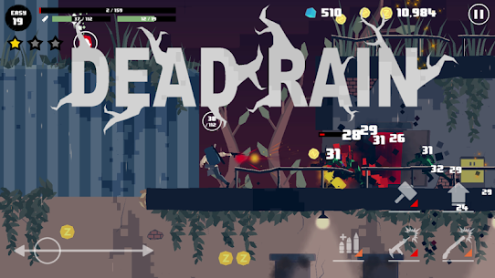 Dead Rain New zombie virus 1.5.95 MOD (Unconditionally upgrade items No stars) 1