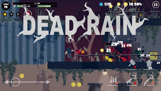 DEAD RAIN: A NEW ZOMBIE VIRUS MOD (MANY STARS) 4