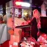 FREE popcorn at Rebel Nightclub in Toronto in Toronto, Ontario, Canada