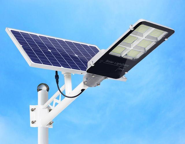 Solar khánh hòa cung cấp đèn năng lượng mặt trời nha trang chuẩn chất lượng cao