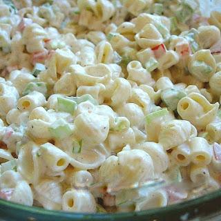 Creamy Mayonnaise Pasta Salad Recipes