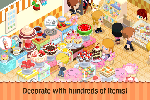 Bakery Story screenshot 3