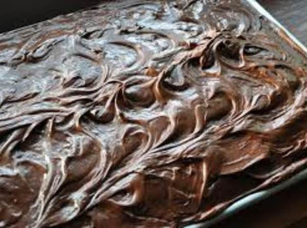 Kitchen Chater's  Chocolate Kraut Cake Recipe