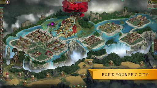 Arkheim - Realms at War  captures d'u00e9cran 2