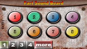 21 Fart Sound Board: Funny Sounds App screenshot