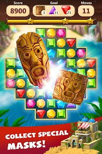 Jewels Planet – Free Match 3 & Puzzle Game 5
