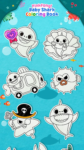 Download Pinkfong Baby Shark Coloring Book Free For Android Pinkfong Baby Shark Coloring Book Apk Download Steprimo Com