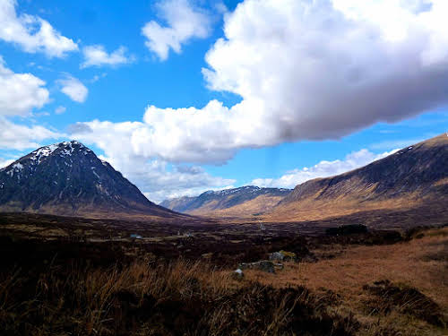 Best Hikes in Europe for Long Distance Hiking Trails // Scotland West Highland Way Photo Credit This Travel Guide