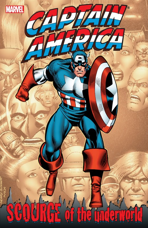 Captain America: Scourge of the Underworld (2011)