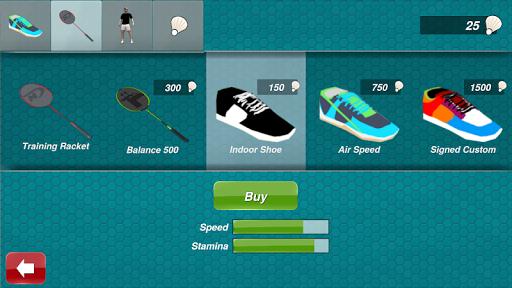 Badminton 3D 2.1 screenshots 3