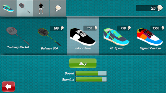 Badminton 3D  App Download For Android and iPhone 3