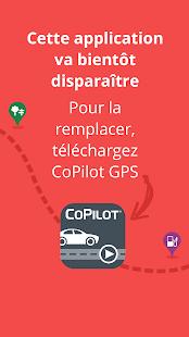 CoPilot Europe Navigation GPS Capture d'écran