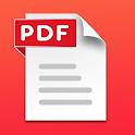 PDF Reader 2021 - PDF Docs viewer & converter icon