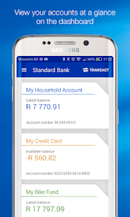 Standard Bank / Stanbic Bank- screenshot thumbnail