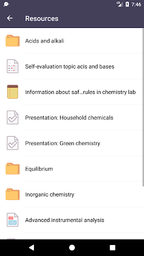 itslearning screenshot 3