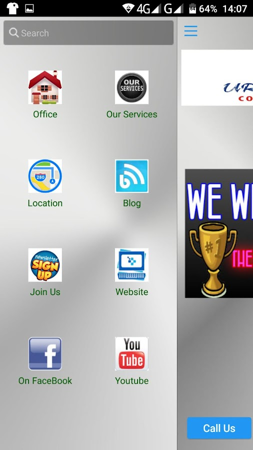 Ur-Answer IT Services- screenshot
