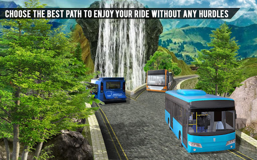 Uphill Bus Game Simulator 2019 Apk 2