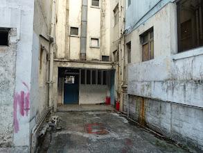 Photo: The back entrance