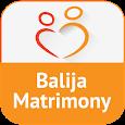 BalijaMatrimony - The No. 1 choice of Balijas icon
