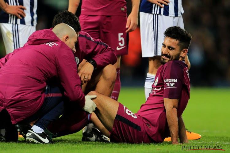 Manchester City et Gundogan respirent