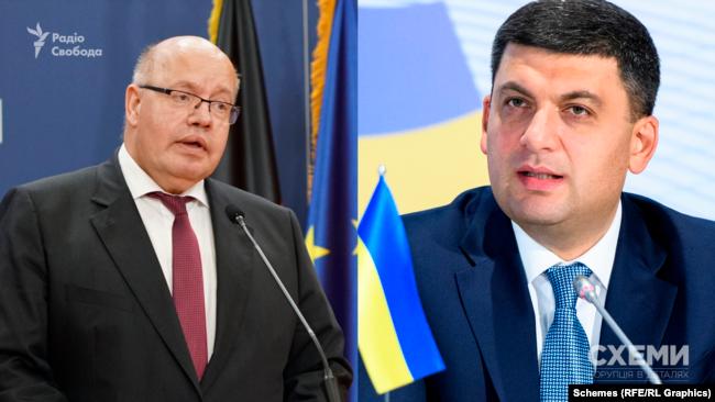 За даними Der Spiegel, у 2018 році міністр економіки та енергетики Німеччини Петер Альтмаєр написав листа українському прем'єр-міністрові Володимиру Гройсману, який стосувався саме повернення боргу для Varex
