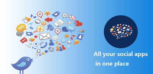 the unique application is designed for Messenger & Social App