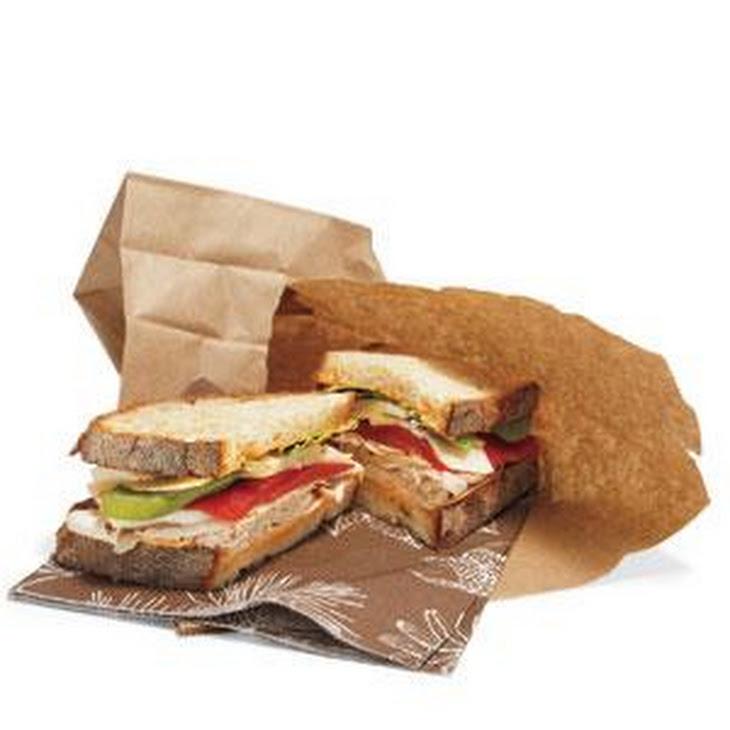Smoked Turkey Sandwich with Paprika Mayonnaise Recipe