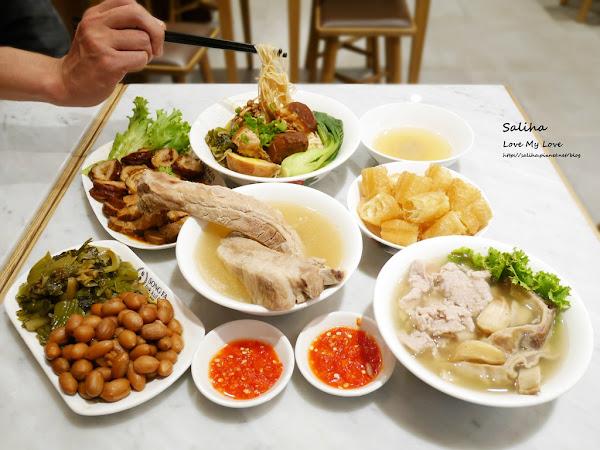 松發肉骨茶SOGO復興館,新加坡美食,連續四年米其林推介