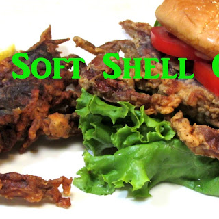 Pan Fried Soft Shell Crabs - How to Fry Soft Shell Crabs.