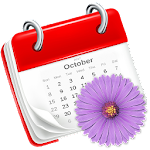 Period & Ovulation Tracker: Women Calendar App Icon