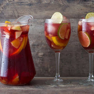 Red Wine Sangria With Gin Recipes.