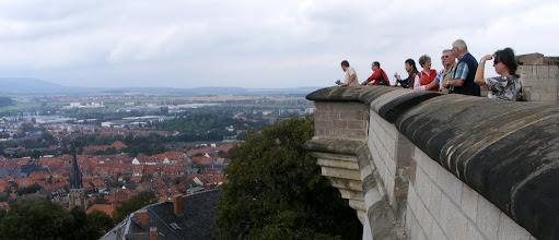 Photo: Pod nami gród Wernigerode (foto Zbyszek I.)