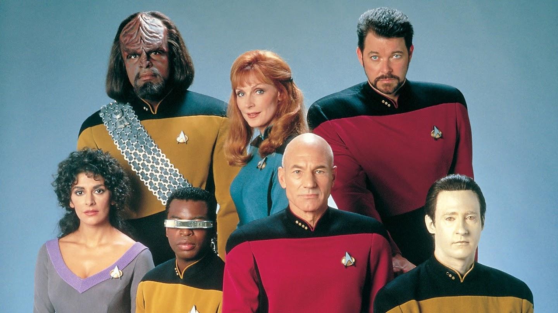 Watch Star Trek: The Next Generation live