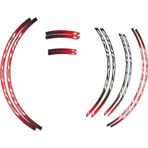 Fulcrum Racing 1 Clincher Label Kit 2010