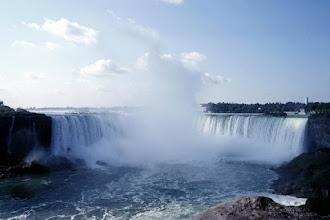 Photo: #017-Niagara Falls côté canadien