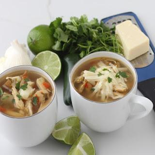 Jalapeño Chicken and Potato Soup