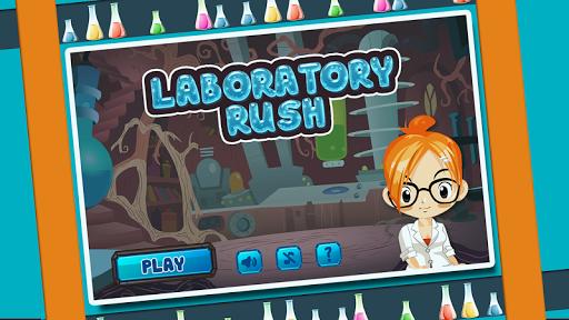 Laboratory Rush Escape
