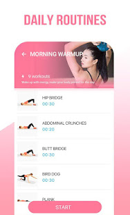 Home Fitness Class - Guide For Female Fitness