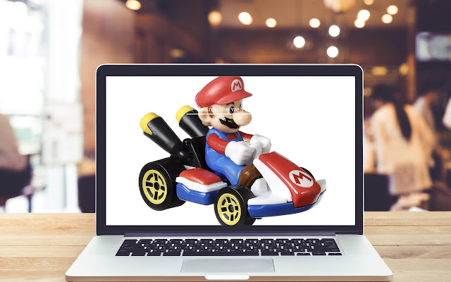 Mario Kart Hot Wheels Wallpapers Game Theme