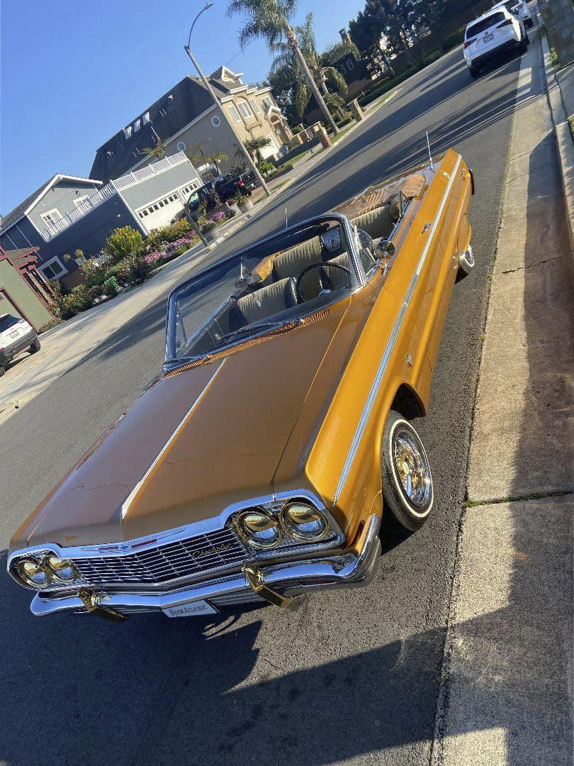 Chevrolet Impala Ss Hire Huntington Beach