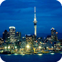 Auckland Live Wallpaper icon