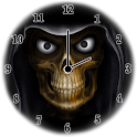 Scary Clock Widget icon
