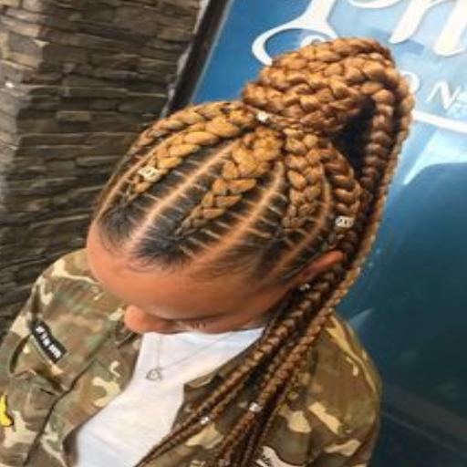 Braids Ponytail Hairstyles 5.4.1 screenshots 2