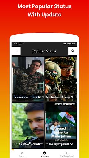 Army Video Status screenshot 2